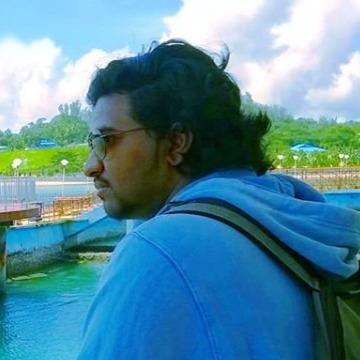 Vishak, 29, Thiruvananthapuram, India