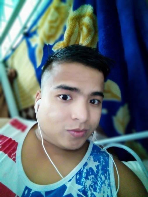 Krishna Kc, 31, Doha, Qatar