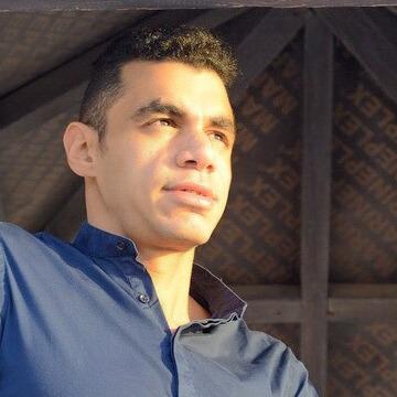 Amr Sherif, 30, Cairo, Egypt