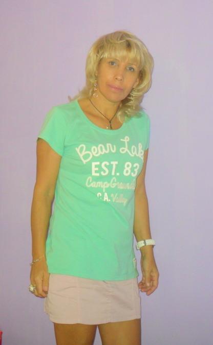 Любовь Денисова, 49,