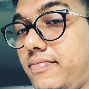 Gowri Shankar, 26, Chennai, India
