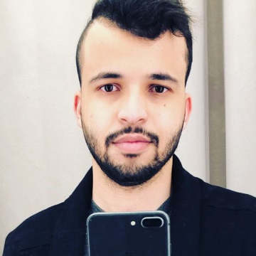 Amine, 26, Dubai, United Arab Emirates