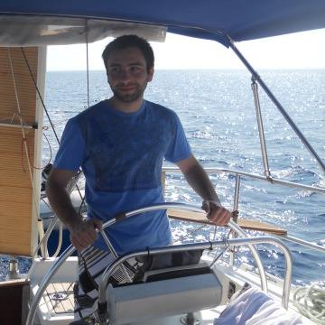 Valerios Theodor Avrelios, 30, Zakinthos, Greece