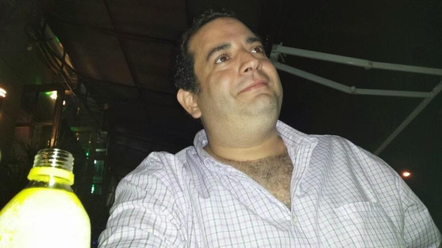 Claudio Hernandez, 48, Mexico City, Mexico