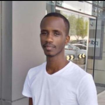 Kyle Elly, 25, Doha, Qatar