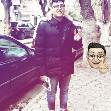 Sid Ou, 29, Algiers, Algeria