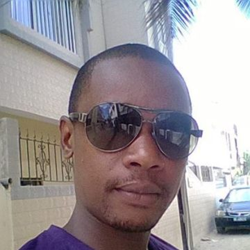 Henry Ekedum, 36, Banjul, The Gambia