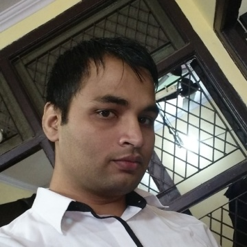 vikas Saini, 36, New Delhi, India