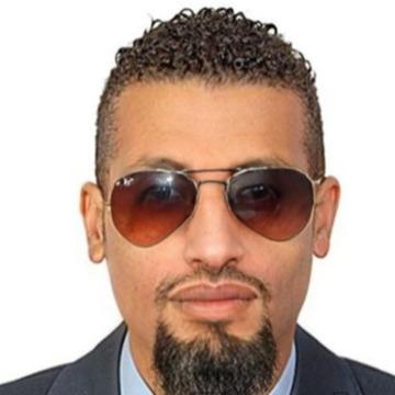 Mohamed Ghazy, 41, Cairo, Egypt