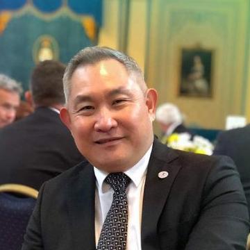 Kelvin, 61, Shanghai, China