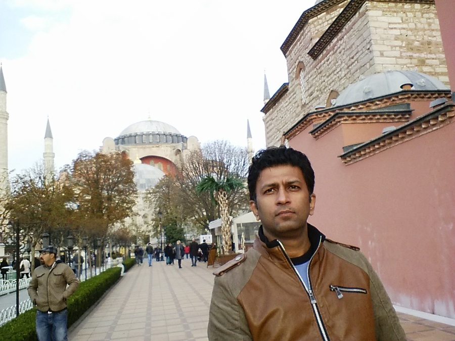ahmed, 47, Istanbul, Turkey