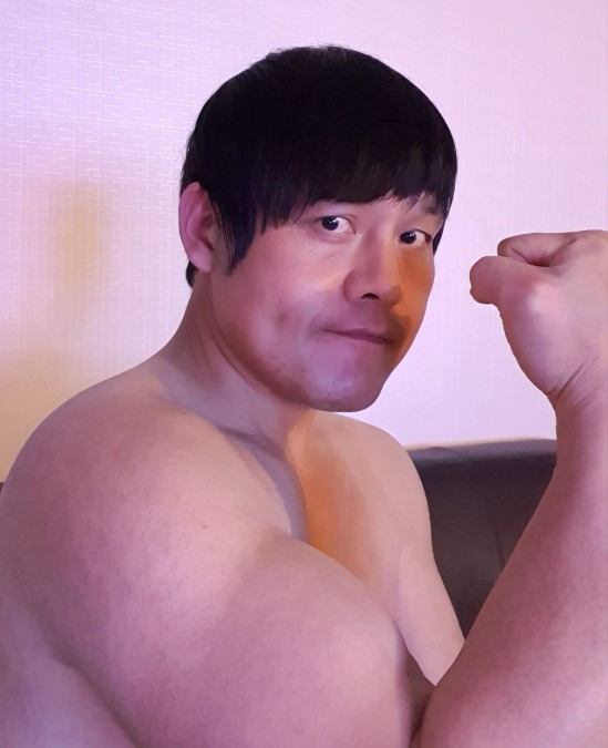 Park Yongjin, 36, Pusan, South Korea