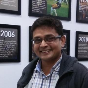 Jigs, 33, Mumbai, India