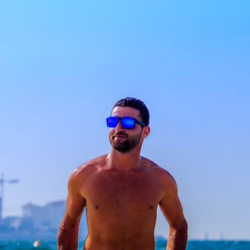 Ahmed Aboucholih, 28, Dubai, United Arab Emirates