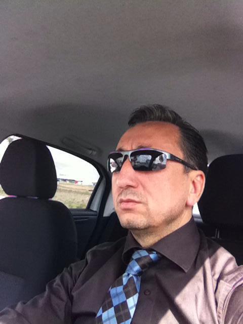 Murat Solak, 52, Ankara, Turkey