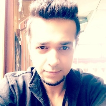 Saurabh Chopra, 31, New Delhi, India