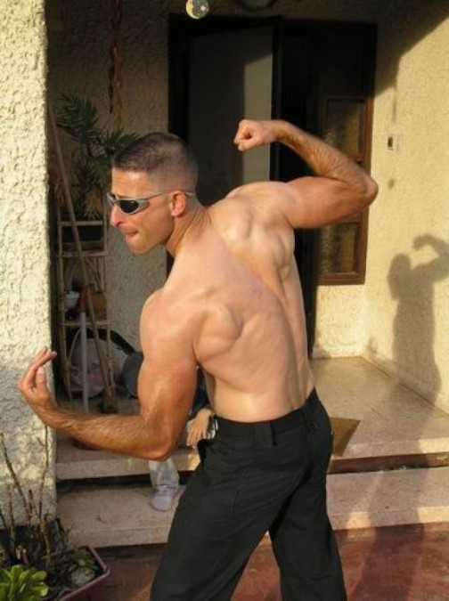 eliad, 51, Rehovot, Israel