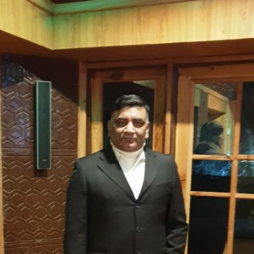 Ajay Thakur, 46, New Delhi, India