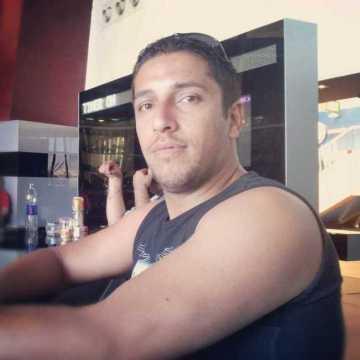 bilal, 34, Amman, Jordan