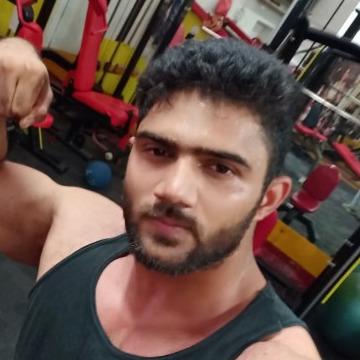 Ankur, 27, New Delhi, India