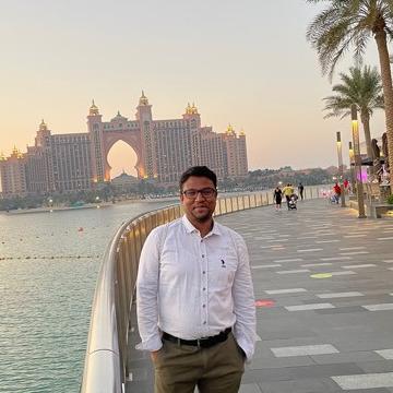 Gags, 30, Dubai, United Arab Emirates