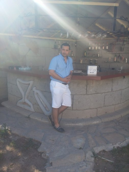 Erdal Argul, 40, Marmaris, Turkey