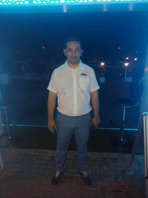 Erdal Argul, 41, Marmaris, Turkey