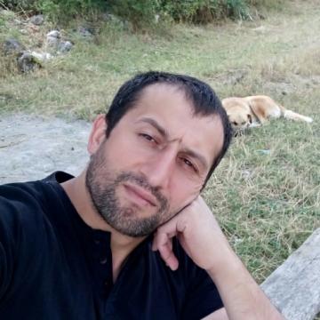 Ismail Karagoz, 40, Istanbul, Turkey