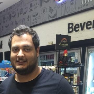 Kareem, 31, Cairo, Egypt