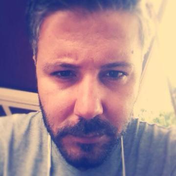 Ibrahim Gören, 33, Zonguldak, Turkey