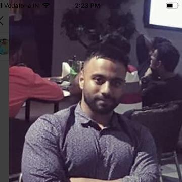 Kanv Sagar, 26, New Delhi, India