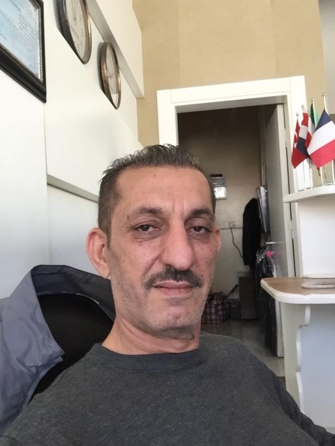 Hussam Ali Hussam, 51, Erbil, Iraq