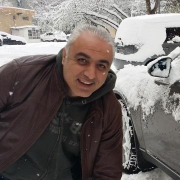Asaad Alhusein Dupchan, 45, Yerevan, Armenia