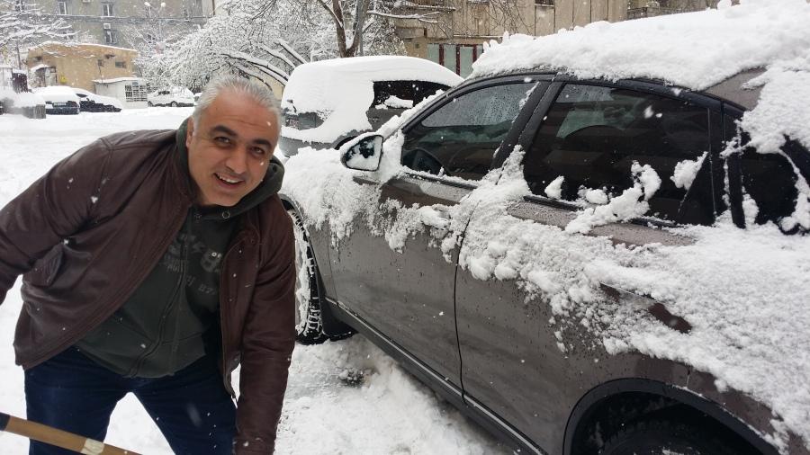 Asaad Alhusein Dupchan, 47, Yerevan, Armenia