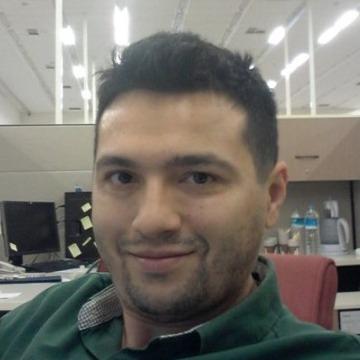 Ali, 39, Ankara, Turkey