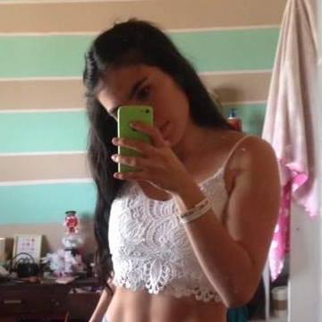 Maii Alvarez, 23, Trelew, Argentina