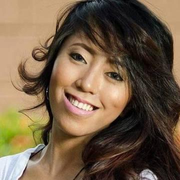 Justine Dela Cruz, 30, Singapore, Singapore