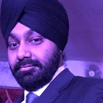 Gurpreet Singh, 35, New Delhi, India