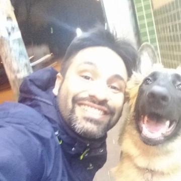 André Aguilar, 33, Sao Paulo, Brazil