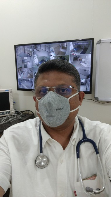 Sandy B, 46, Bijapur, India