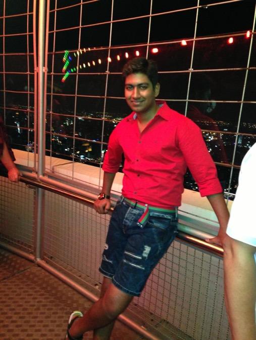 Amit Kumar, 34,