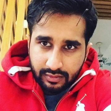 Rahul Attree, 27, New Delhi, India