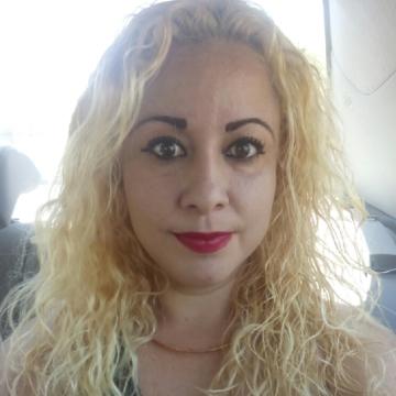 Evelin Vargas, 35, Mexico City, Mexico