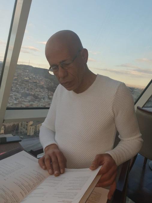 Hijazi, 48, Jerusalem, Israel