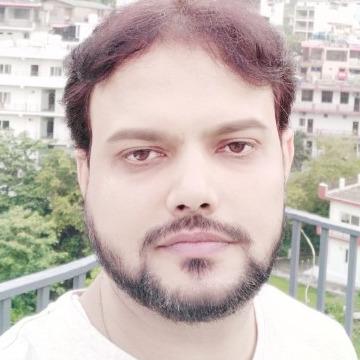 Deep, 32, New Delhi, India