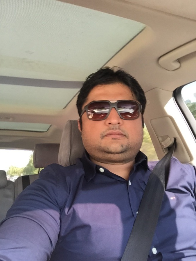 Arif, 41, Dubai, United Arab Emirates