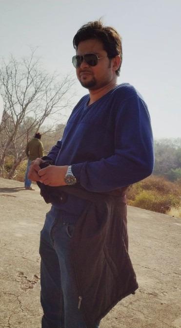 Mach J, 35, New Delhi, India