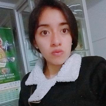 Alexandra Roncal Aguilar, 22, Trujillo, Peru