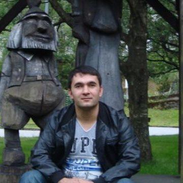 Ramin Semedov, 35, Haifa, Israel