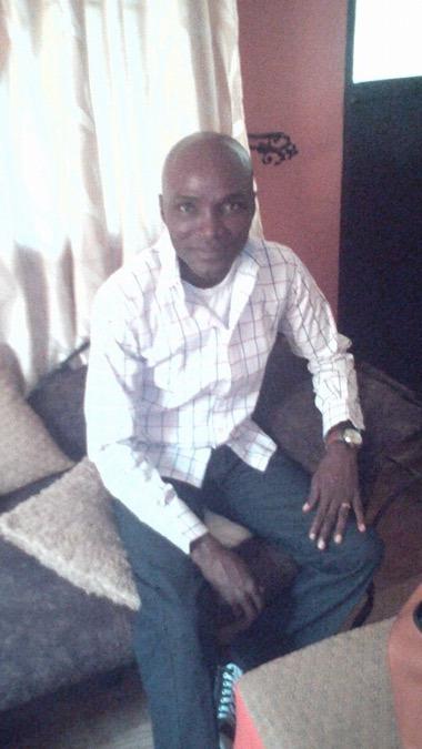 Benjamin Jenyo, 43, Lagos, Nigeria